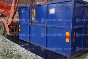 container ground mattting